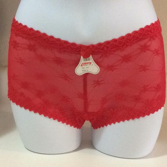 5a2193753 Women sexy lace boy shorts underwear